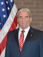 Photo of Trustee Mike Lowery