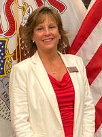 Trustee Carolyn Bird Salazar
