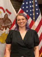Clerk Jessi Watkins