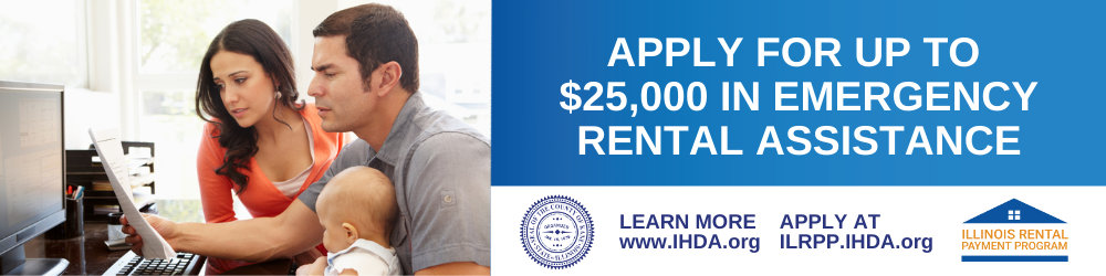 Apply for up to $25,000 in emergency rental assistance
